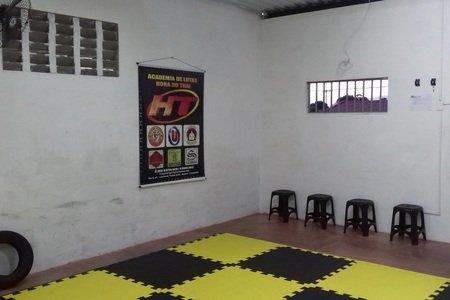 FECHADO - Academia de Lutas Hora do Thai