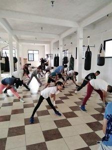 Escuela de Boxeo ROUND 13 Box & Crossfit
