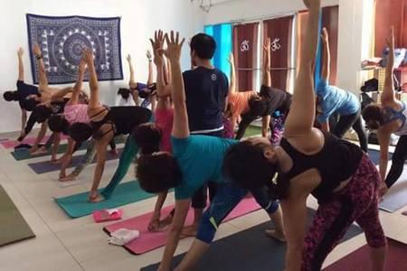 Yoga Studio En Equilibrio