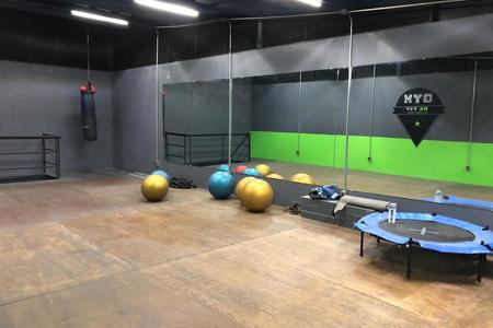 Be Fit Gym
