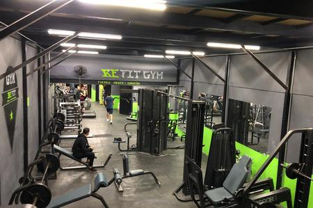 Be Fit Gym -