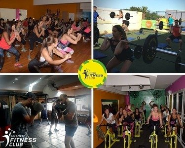Luzuriaga Fitness Club Arieta