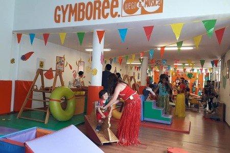 Gymboree Juego & Música Lindavista -