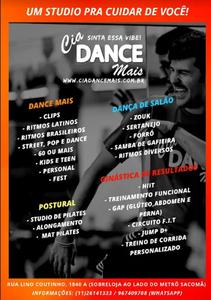 Studio Cia Dance Mais -