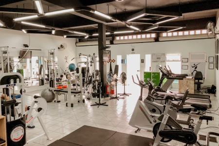 Studio Personal Trainer -