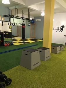Centro de Treinamento Muscle Gym