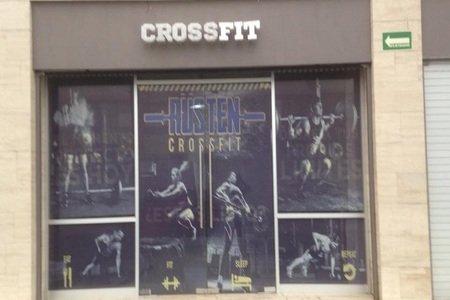 Rüsten Crossfit -