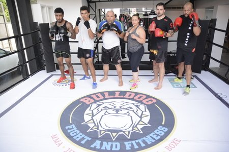 Bulldog Fight and Fitness