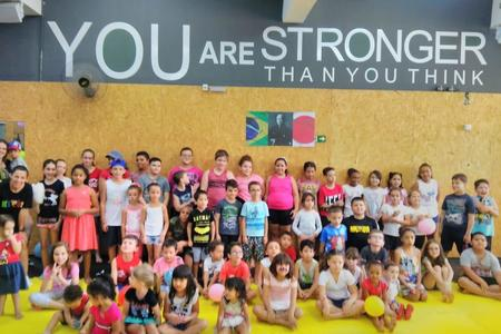 Sport Site Kids e Natação