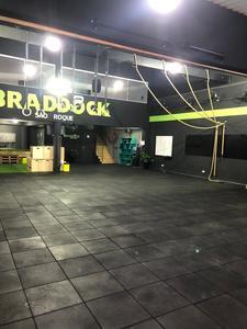 Box Braddock São Roque -