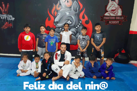 Fighting bulls academy
