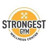 Strongest Gym Rebasamen - logo