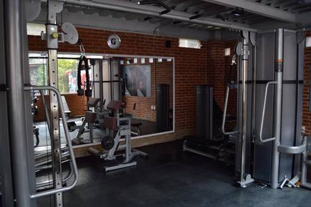 Factory Gym Tepepan