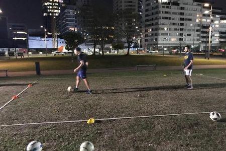 Mc Entrenamiento Personalizado De Futbol (parque udabe) -