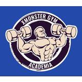 Xmonster Gym - logo