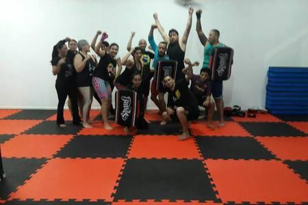 CT Sparta Fight Club -