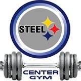 Steel Center Gym - logo