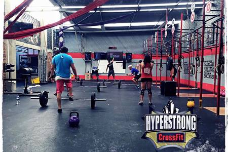 Hyperstrong CrossFit