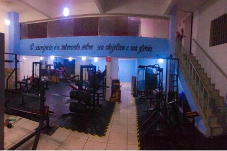 Academia Power Gym -