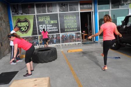 Olimpo 50 Tijuana