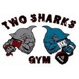 Two Sharks Gym - logo