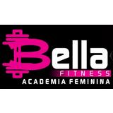 Academia Bella Fitness - logo