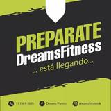 Dreams Fitness - logo