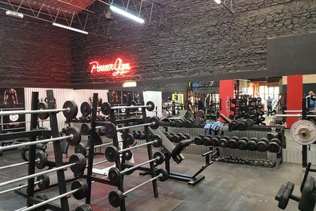 Power Gym - Dardo Rocha