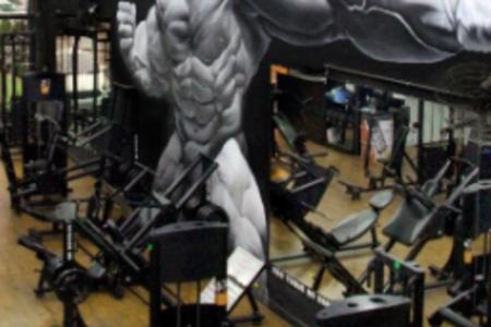 Skull Gym -