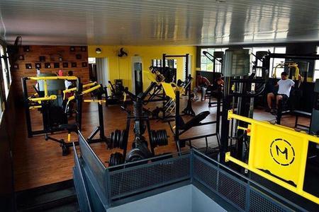 Centro De Treinamento Frank Miguel Fitness -