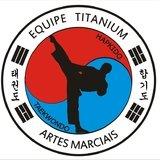 Equipe Titanium Artes Maciais - logo