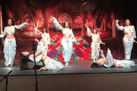 Estudio de Danza Arabe Raks Sahra -