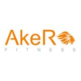 Aker Fitness - logo