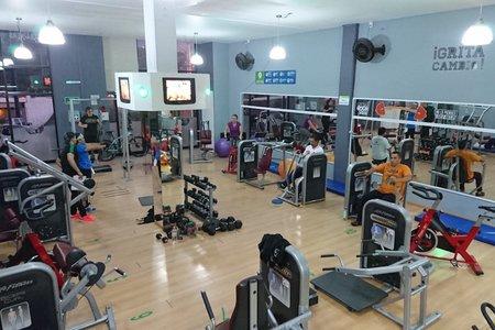 4U Gym Plaza Mariana -