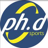 Ph.d Sports Seminário - logo