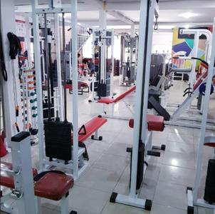 Academia Metamorfose Fitness