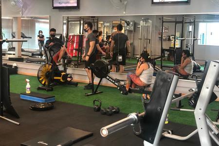 Academia Fisio Health Sports