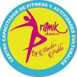 Escuela De Baile Fitness Ritmik Dance Guadalupe - logo