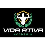 Vida Ativa Academia - logo