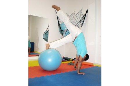 Aqua Pilates -