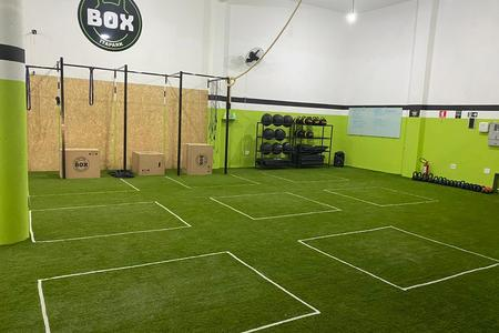 My Box - Box Training Itapark -
