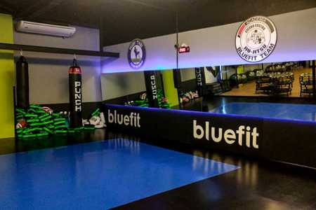 Academia Bluefit - Portal Morumbi