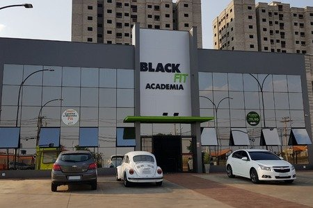 Black Fit Nova Odessa -
