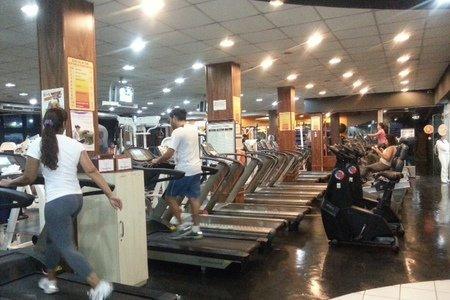 Symbol Fitness Academia -