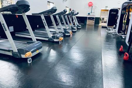 Academia Bem Estar Fitness