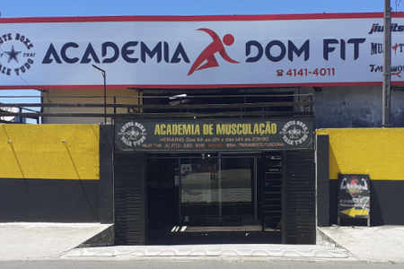 ACADEMIA DOM FIT
