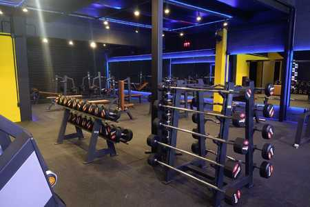 Academia Fôllego Fitness Unidade 2