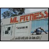 Academia Ml Fitness - logo