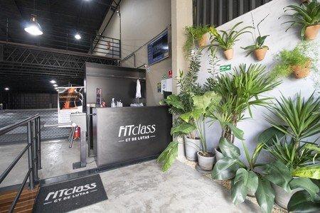 Fitclass - CT de Lutas