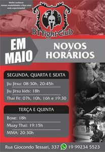BT Fight Club